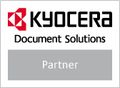 KYOCERA Document Solutions Partner Logo